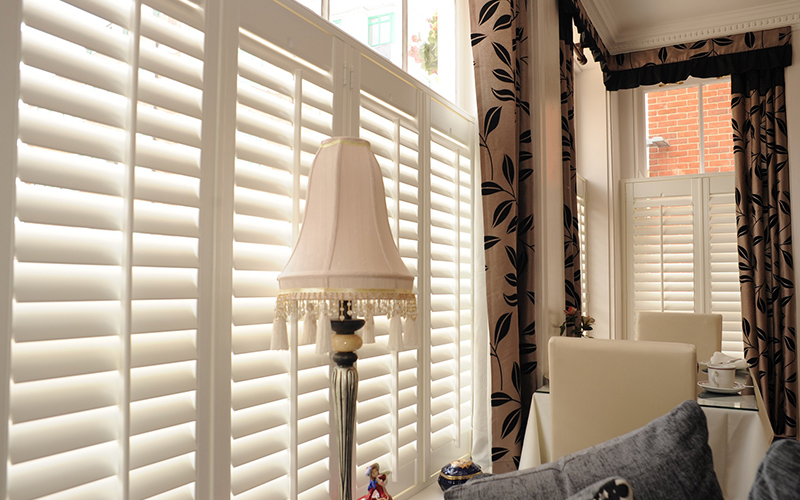 image of plantation shutters uckfield